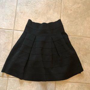 H&M Textured Skirt